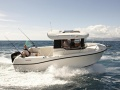Quicksilver (Brunswick Marine) CAPTUR 605 Pilothouse Pilothaus