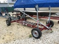 Harbeck WZ 30 Launching Trolley