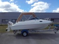 Drago Boats 515 Family Pilothouse Boat