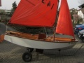 Mirror Dinghy Jolle