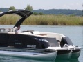 Harris FloteBote Crowne 250 DL Pontoon Boat