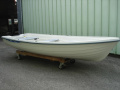 Terhi 440 mit 8 PS Motor Fishing Boat