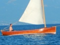 Voile - Aviron Rowing Boat