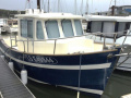 RHEA 730 TIMONIER Pilothouse