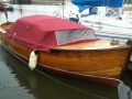Custom Line Tuckerboot 8,15m Deckboot