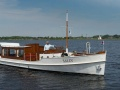 AUTHENTIC SALOON BOAT Motoryacht