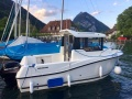 Quicksilver 555 Pilothouse Fischerboot