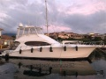 Hatteras 54 Convertible Flybridge