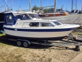 Inter 7700 Kabinenboot