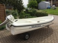 Quicksilver 360 Fischerboot