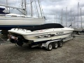 Wellcraft 33AVS stepped hull