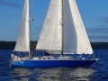Custombuilt Ketch Furia Yacht a vela