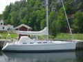 Sweden Yachts 40 Sailing Yacht