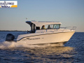 Finnmaster P7W Pilothouse