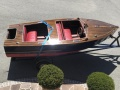 Holzboot Barco leve