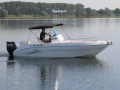 Aquamar 615 Open Center Console Boat