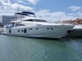 Fairline 74 Iate a motor