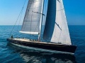 Wally 105 Sailing Yacht