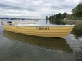"""Freizeit- & Familienboot Wagner  """"Hobby"""" Rowing Boat"""