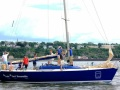 One Off Two Tonner Sailing Yacht