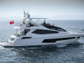 Sunseeker Yacht 75 Flybridge