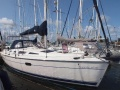 Hunter 36 Voor De Wind Sailing Yacht