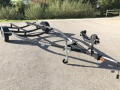 Tracker Lagertrailer Einachs Storage Trailer
