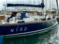 Van Der Stadt Satellite 44 Lifting Keel Sailing Yacht