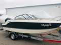 Quicksilver 555 Bowrider 100PS Trailer Bowrider