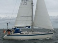 Sweden Yachts 36 Sailing Yacht
