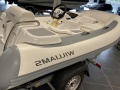 Williams 285 Turbojet Festrumpfschlauchboot