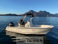Boston Whaler 190 Outrage Deck Boat