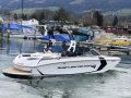 Nautique G21 mit NEW Steering Assist Wasserski