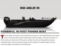 Lund Boats 1650 Angler SS Fischerboot