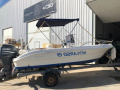 Sessa Key Largo 19 Center console boat