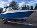 Flipper 575 Fishing Boat