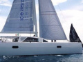 ICE Yachts Cat 61 Carbon Purjejahti