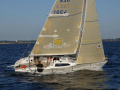 Custom Built Race 77 Thomas C Punkt Regatta boot