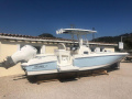 Boston Whaler 270 Dauntless Barco desportivo