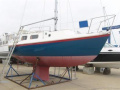 WESTERLY MARINE WESTERLY 25 TIGER Kielboot