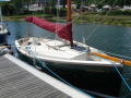 Cornish Crabbers Shrimper 19 Sailing Yacht