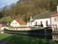 Spits Varend Woonschip Ateron Ii House Boat