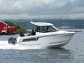 Jeanneau MERRY FISHER 605 Bote con cabinas