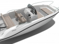Quicksilver ACTIV 605 OPEN Center Console Boat