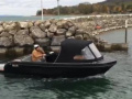 MP Watersport 560 Croisière/Mercury 8CV Center console boat