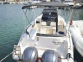 Eolo AS 25 GT Center Console Boat