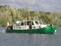 Tjalk Wildschut 1560 - 380906 Dutch Barg Trawler