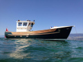 Northshore Yachts Fisher Potter 25 Pilothouse