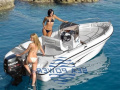 Ranieri Cantiere Voyager17 Center console boat