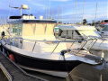 NORD STAR 28 PATROL Pilothouse
